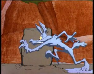 Bip Bip et Vil Coyote Ep 10 - L'arc