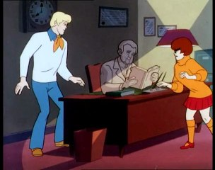 Scooby Doo Où es tu ?  Ep 12 - La piece égyptienne