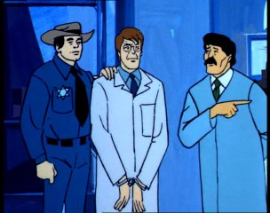 SCOOBY WHERE ARE YOU Ep 21 - L'homme des cavernes