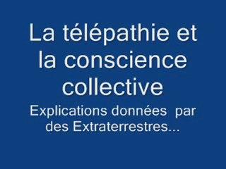 La télépathie et la conscience collective