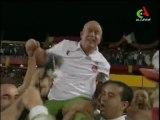 Algérie JT lendemain qualification mondial 2010 - (1)