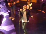 Lenny kravitz concert peace one day let love rule