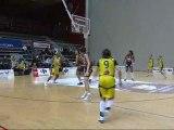 Calaisis TV: Basket :Cob - Tarbes samedi soir