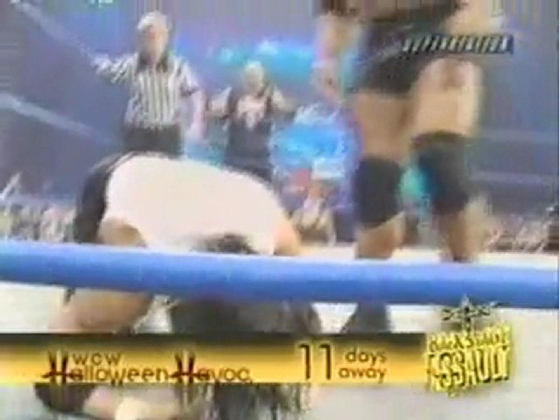 Filthy Animals vs Scott Steiner & Jeff Jarrett