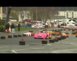 Slalom auto la Ferté-Bernard 2010 - 1ère manche