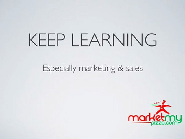 Pizza Online Marketing Tips – Learning Sales