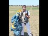 Week end Parachute et Surf Octobre 2009