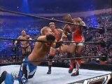 Wrestlemania 20 - WWE Tag Team Championship - Fatal Four Way