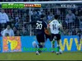 Racing Santander vs Real Madrid 0-2 04/04/2010 Highlights