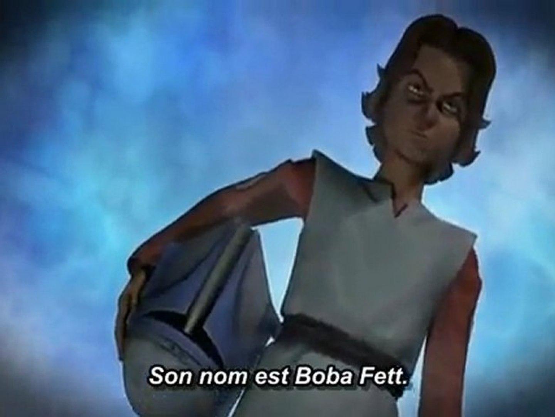 Star Wars The Clone Wars Boba Fett promo VOST (S02E20)