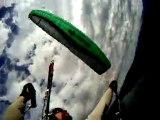 Acro Paragliding - Rik´s on fire - Lorit.net