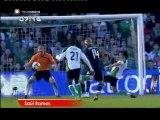 Racing de Santander vs Real Madrid 0-2 Ronaldo Higuaín