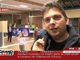 Basket : Tournoi Mondial de la Jeune Garde (Tourcoing)