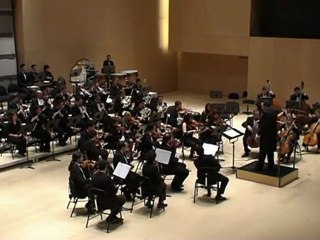 Ob. Festival Academico. J.Brahms. Dir. Miguel Angel Martinez