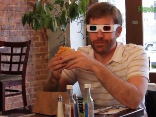 3D Burrito - LandlineTV