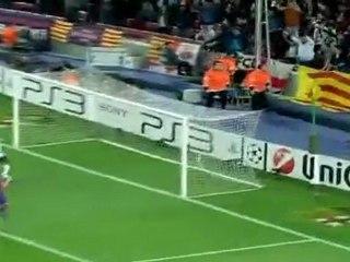 Barcelona  4 - Arsenal  1 Messi Show
