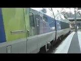 Partie 5 Paris Est  Corail & TGV