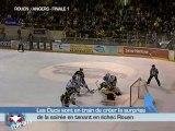 OK Les Ducs, Playoffs : Rouen - Angers (Finale 1)