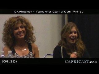 Capricast: Toronto Comic Con Panel