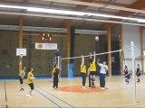 1/2 finale des championnats UFOLEP de volley-ball