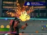 Monday Night Combat Gameplay Video Différentes Classes XBLA