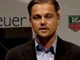 Leonardo DiCaprio speech in Basel