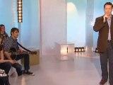 """Olivier Nash chante """"Mon Paradis"""" de Christophe Maé sur IDF1"""