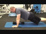 91 pushups in a row- Personal trainer Micah LaCerte