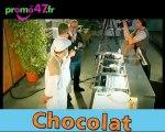 Philippe Vannier au Salon du Chocolat