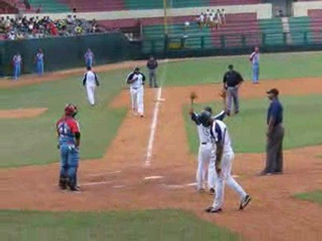 Baseball Highlights, Holguin, Cuba