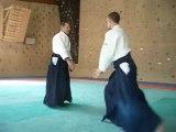 Yokomen - Ikkyo omote 4ème forme