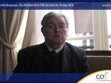 3 questions à Yves Broussoux - Président de la CRCI Centre