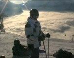 ASPTT Nice Ski :  Stage de ski aux Deux Alpes, février 2010