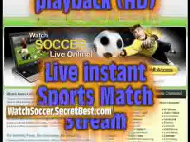 Live Soccer | Watch Live Soccer Free | Soccer Matches …