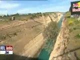 Saut moto cross Robbie Maddison record à Corinthe ! World