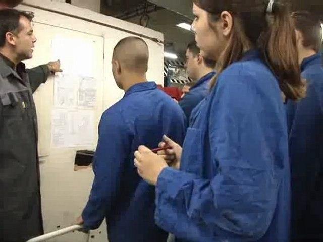 L'apprentissage des métiers du bâtiment