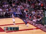 Jason Terry steals the ball and finishes with an easy slam.