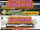 Watch Live Tennis Online, Tennis Live Streaming Feeds ...