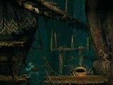 L'Odysée d'abe 11) Abe et Le grand Shaman