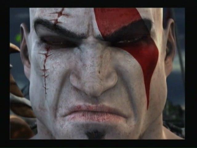 God of War II ( fin du jeu ) - Retour dans le passé - 10/ HD