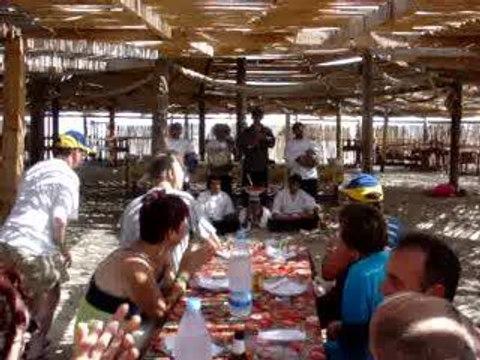 Djerba : l'île aux flamants roses