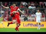 Bayer Leverkusen 1-1 Bayer Munchen Robben, Vidal Scores
