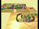 Animation dominos
