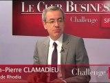 Club business : Jean-Pierre Clamadieu (Rhodia)