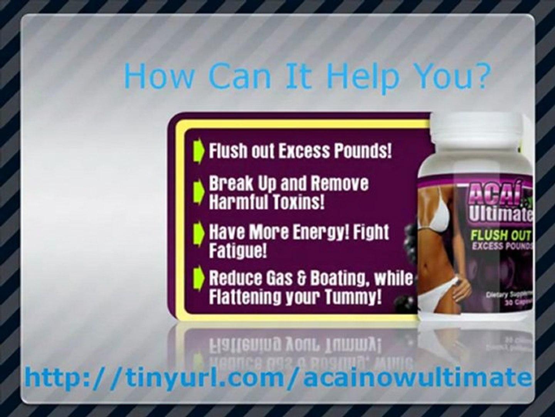 Acai Ultimate Weightloss Offer