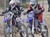 Moto cross et Quad cross à Mailly le camp 11.04.2010