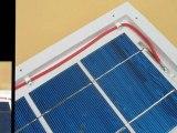 DIY PV Solar Panel. Free Solar Power - Homemade PV System