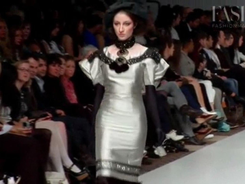 Toronto Fashion Week: Lucian Matis - FASHION Magazine.com