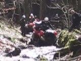 RANDO QUAD AUVERGNE Avril 2010 QUAD PASSION LOISIR 77