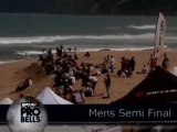 SURF: Kelly Slater wins at Bells... with a bung foot!